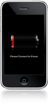 iPhone 3G review supplemental: battery life and MobileMe tests