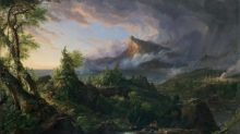 Thomas Cole: Eden to Empire, National Gallery, review: We long to see more of this great American landscape painting in full flight