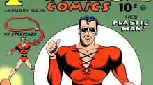 Warner Bros and DC to Develop 'Plastic Man' Movie