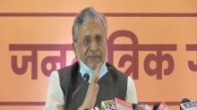 LJP is 'vote katwa party', they don't want BJP government in Bihar: Sushil Modi