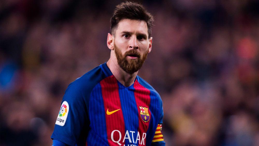 Messi suspension was a good thing - Luis Enrique