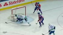 Luongo denies Eberle with big blocker save
