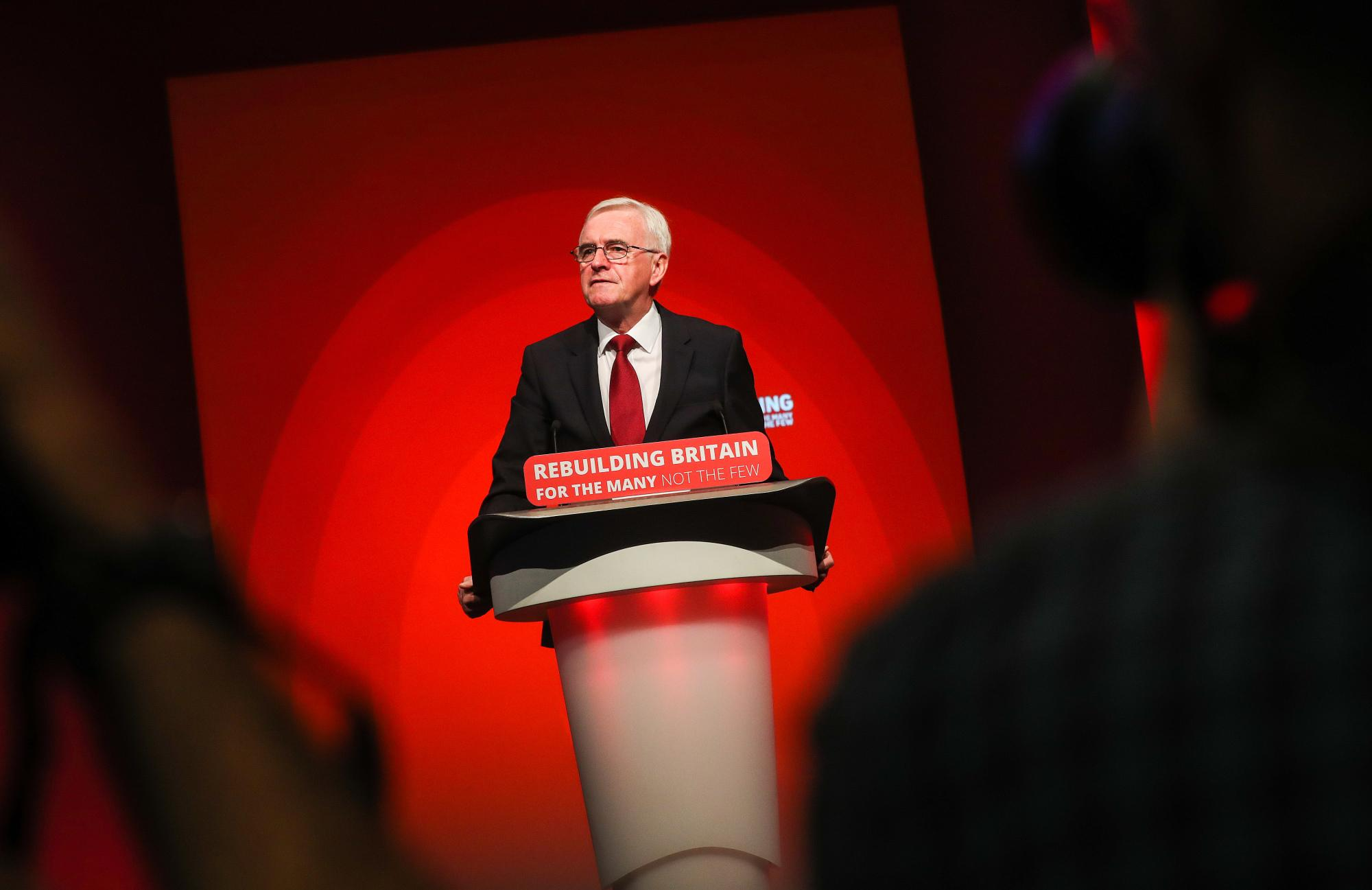 Labour to Expand U K 's Financial Transaction Tax If Elected