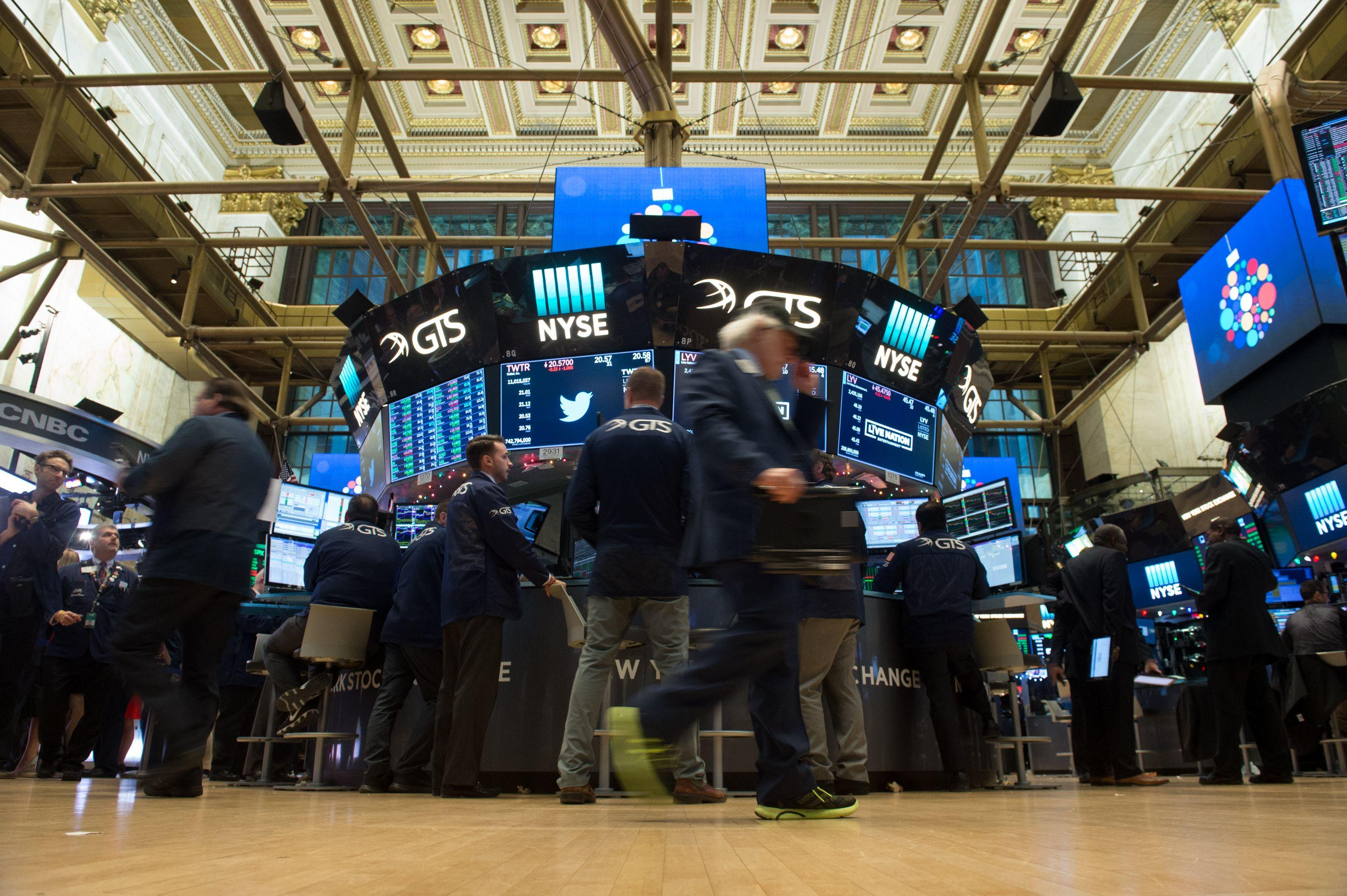 Stocks Could Bleed Off Today, But Traders On The Floor Are Welcoming The  Volatility: NYSE Trader [Video]