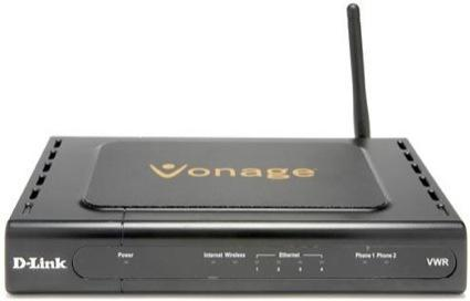 Vonage and D-Link spawn the VWR VoIP router