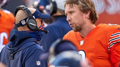 Foles' comments about Nagy make waves