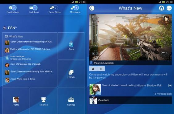 PS4 launch prep begins now: Day 1 update, iOS and Android apps are ready to download