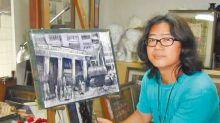 中時藝博會 庶民貼近藝術