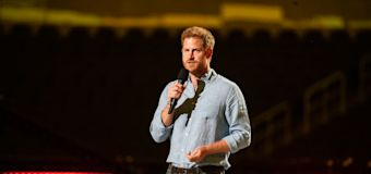 How Prince Harry became a mental health champion