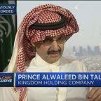 Prince Alwaleed Bin Talal: Aramco IPO will be biggest in ...