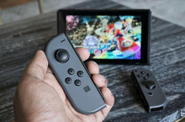 Nintendo faces class action lawsuit over Switch controller 'drift'