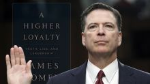 What's in James Comey's book?