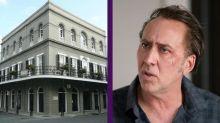 La mansión encantada de Nicolas Cage tendrá su propia franquicia