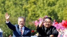North Korea quits liaison office in setback for South after new U.S. sanctions
