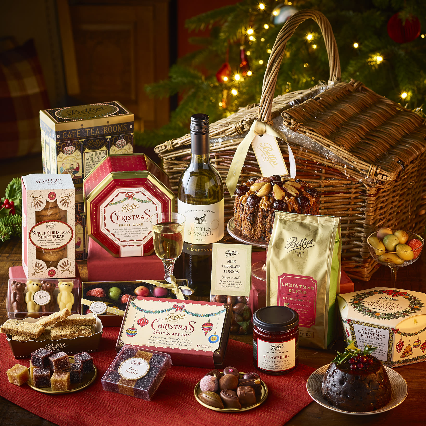 The Best Christmas 2018 Hampers