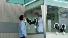 工研院打造正壓式檢疫亭 已有2家醫院導入