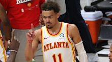 Hawks' Trae Young shimmies his way to another signature playoff performance in Game 1 win over Bucks
