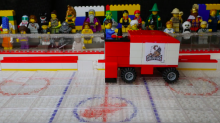 Grand Rapids Griffins' bring back their fun LEGO stop-motion videos