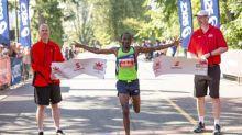 An estimated $970,000 raised for charity at the 2018 Scotiabank Vancouver Half-Marathon and 5k