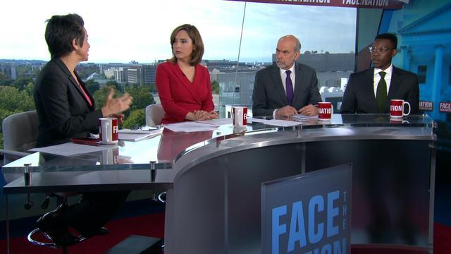 Face The Nation: Ted Cruz, Toluse Olorunnipa, Gerald Seib and Amy Walter