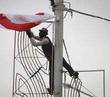 UK, Canada impose sanctions on Belarus president, officials