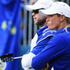 Suzann Pettersen pulls out of Solheim Cup with recurrence of slipped-disc injury