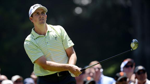 US Open: Thompson falls after 12th Hole