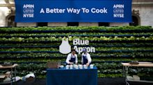 Blue Apron Seeks Funds or a Sale as It Shutters a Facility