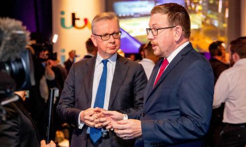 ITV debate: spinners seek the edge their leaders couldn't achieve