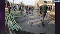 Explosions Rock Baghdad, Killing At Least 15