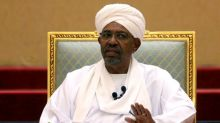 Sudan investigating Bashir after large sums of cash found at home- source