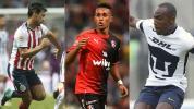 Clausura 2018: Los jugadores transferibles que no encontraron equipo en el Draft