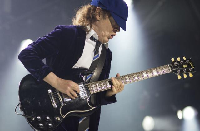 NYT: AC/DC's dirty deeds coming to Apple Music, Rdio and Spotify