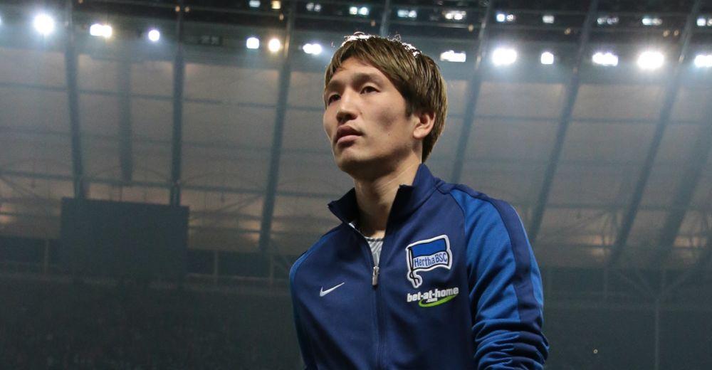 Hertha: Haraguchi in die Premier League?