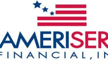 AmeriServ Financial Reports Increased Earnings For The Third Quarter And First Nine Months Of 2018