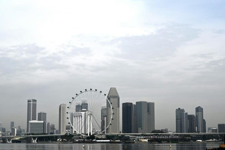 Singapore unveils big-spending budget amid election talk