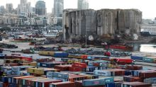 Let us rebuild Beirut's port in less than three years, says France's CMA CGM