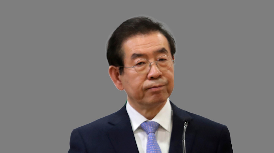 In death, South Korean mayor tainted by scandal