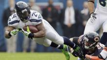 NFL players react to Oakland's deal for Marshawn Lynch