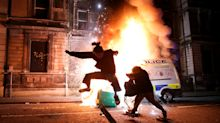 'Disgraceful and outrageous': Bristol rioters condemned after police attacked during night of violence