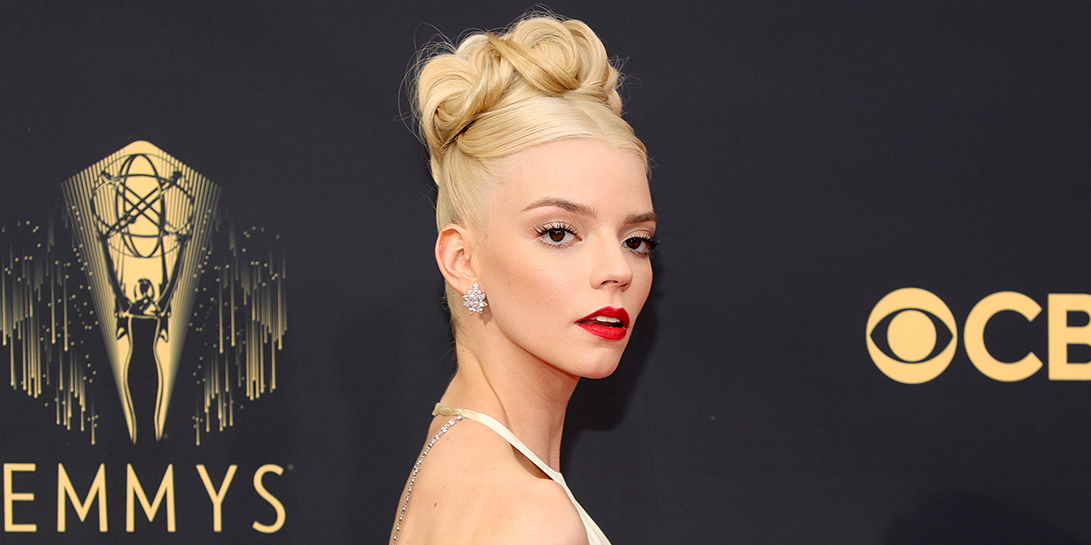 Anya Taylor-Joy's Emmys dress is honestly out of this world - Yahoo News NZ