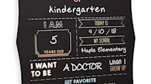 The School Will Give You an Essentials List, but Here's Everything Else Your Child Needs For Kindergarten