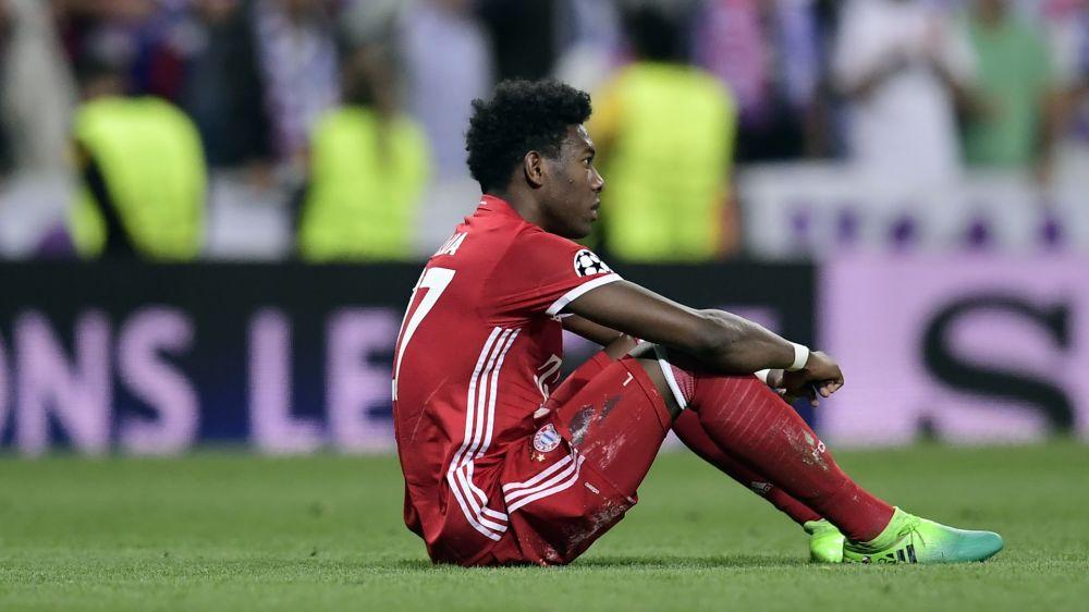 FC Bayern: Alaba-Einsatz weiter unklar