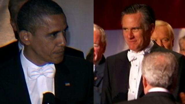 Al Smith Dinner 2012: Obama-Romney Cease Fire