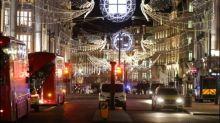 Londoner Polizei gibt nach Einsatz am Oxford Circus Entwarnung
