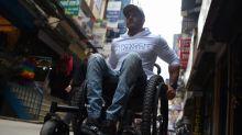 Usa, paraplegico riesce a camminare sotto stimolazione elettrica