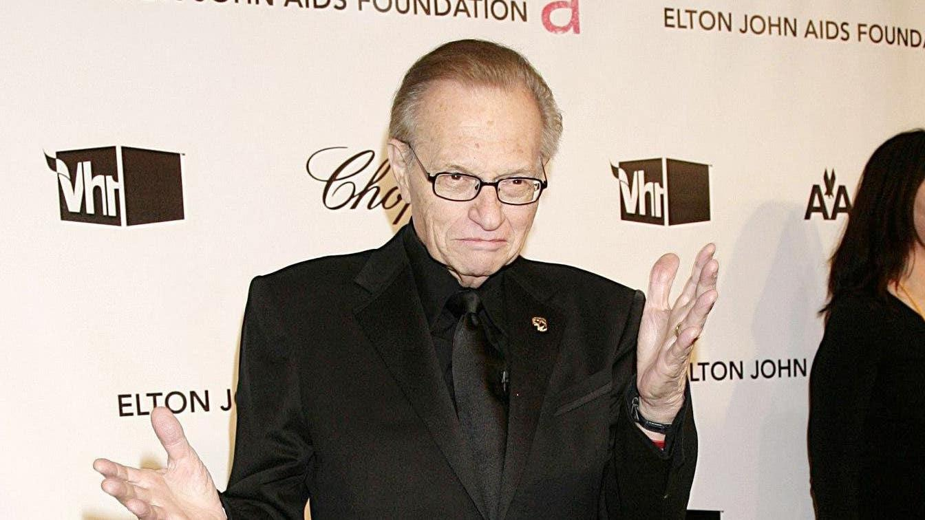 Larry King's sons remember the veteran talk show host as 'an amazing father'