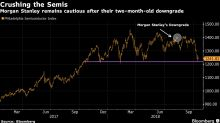 Trouble for Semis 'By No Means'Over Yet, Morgan Stanley Says