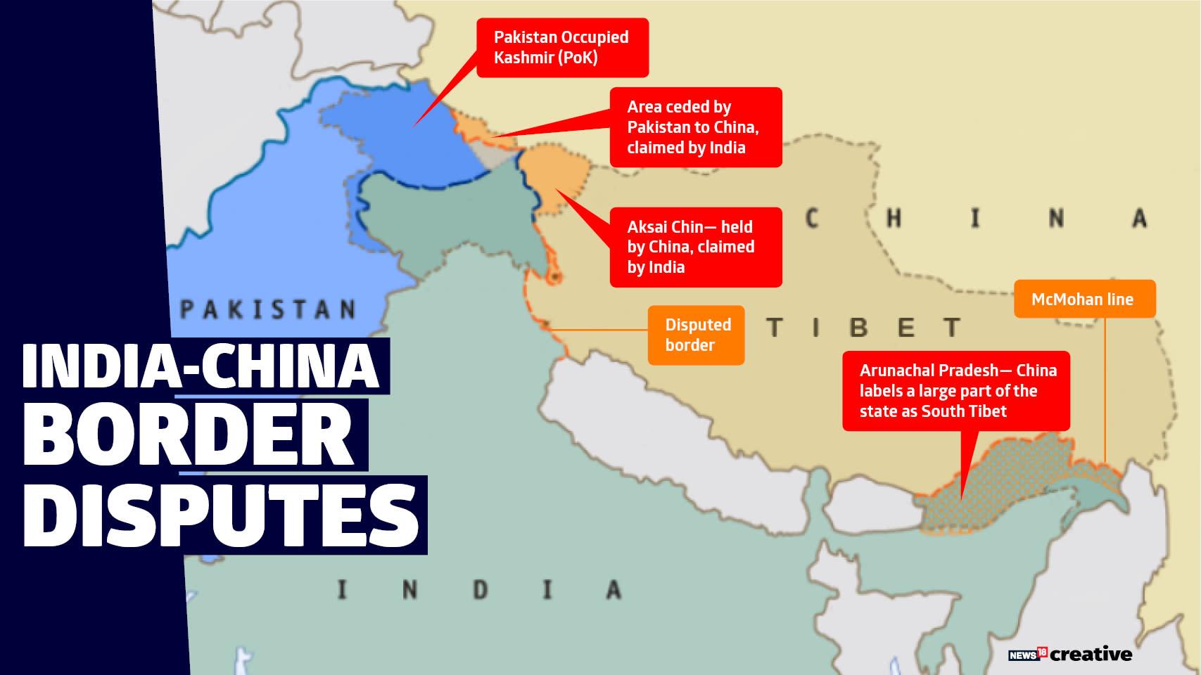 Chinese Personnel Entered 1 km Inside Arunachal Pradesh ...