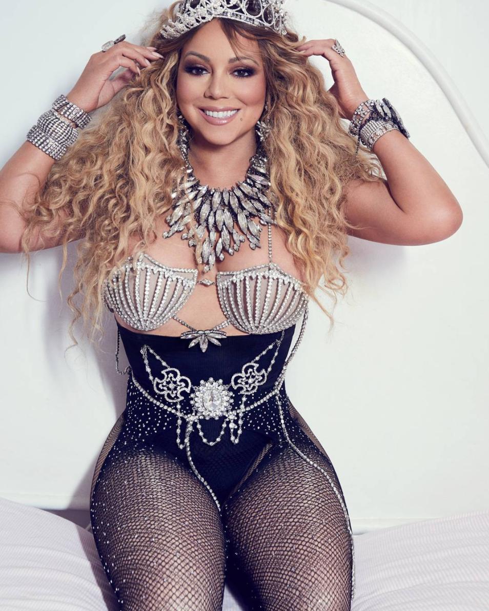 Fappening Mariah Carey nude photos 2019